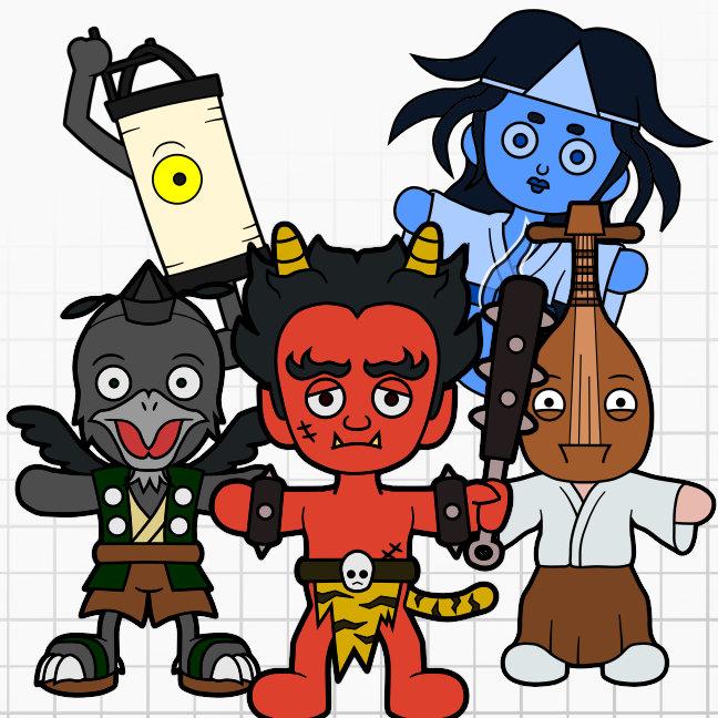Little Youkai Adventures!