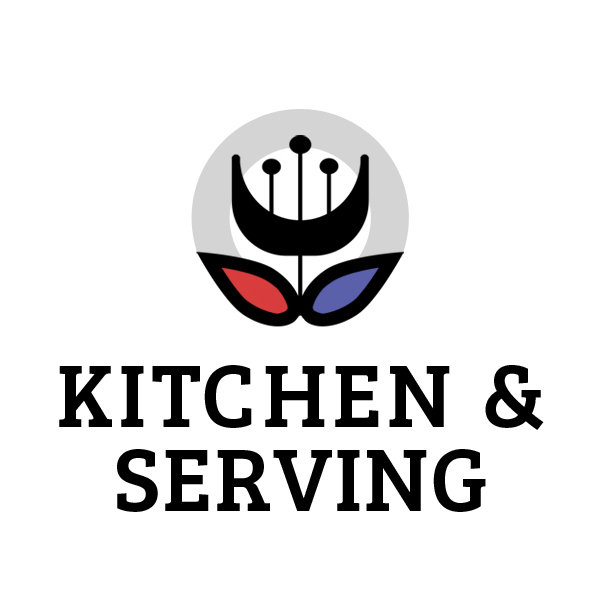 Kitchen & Serving