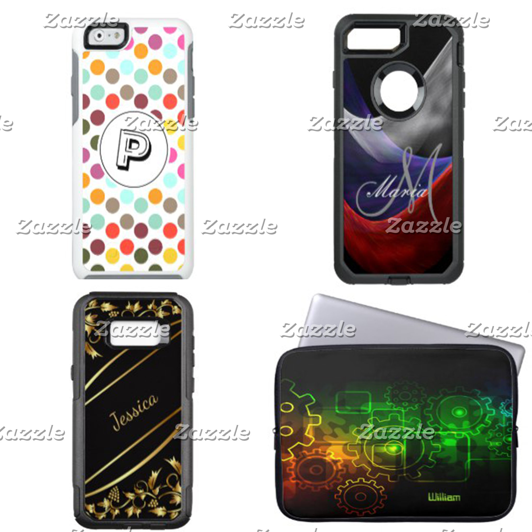 Phone and Ipad cases