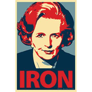 Margaret Thatcher, The Iron Lady
