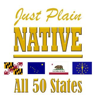 Just Plain Native