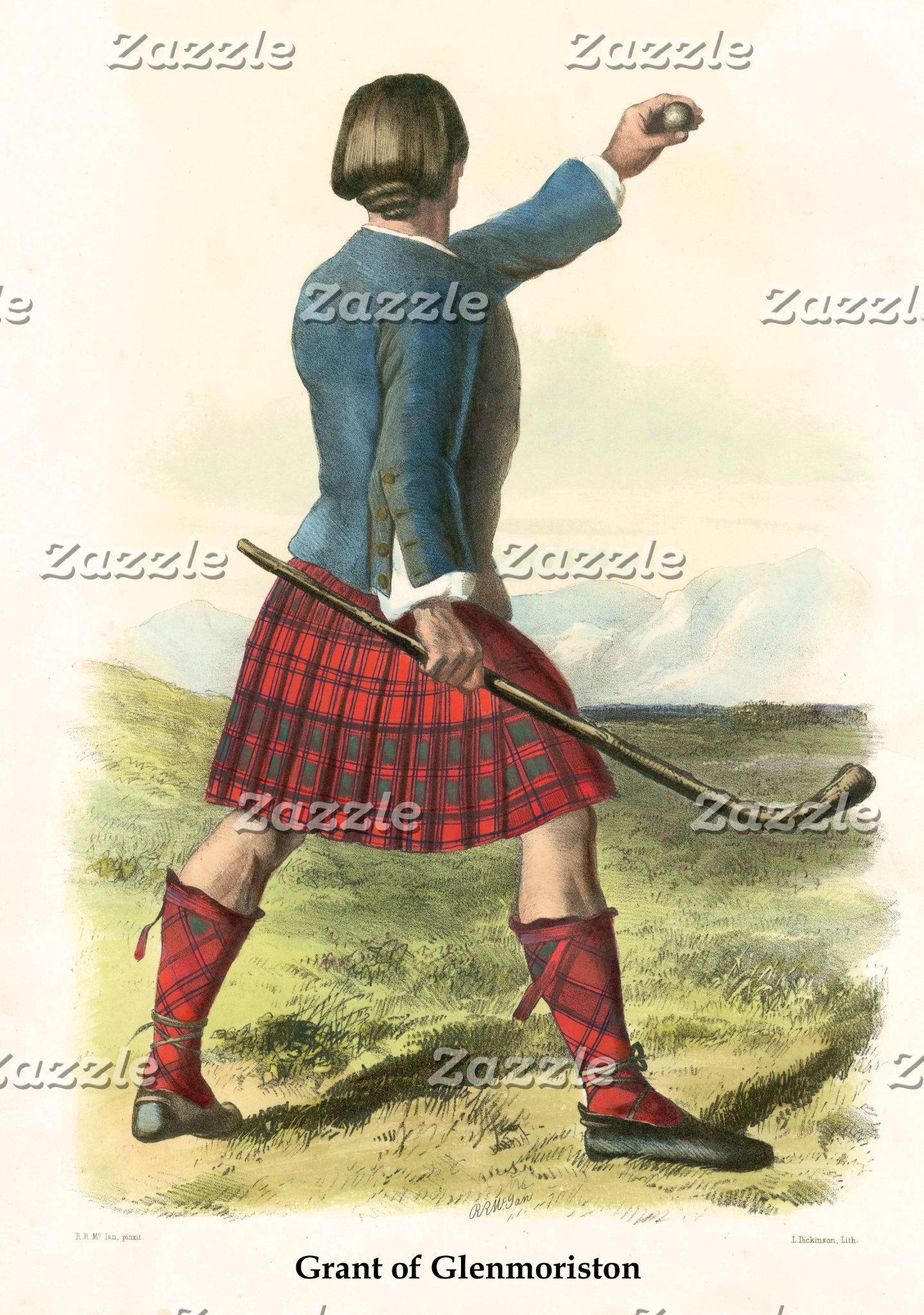 Clan Grant of Glenmoriston