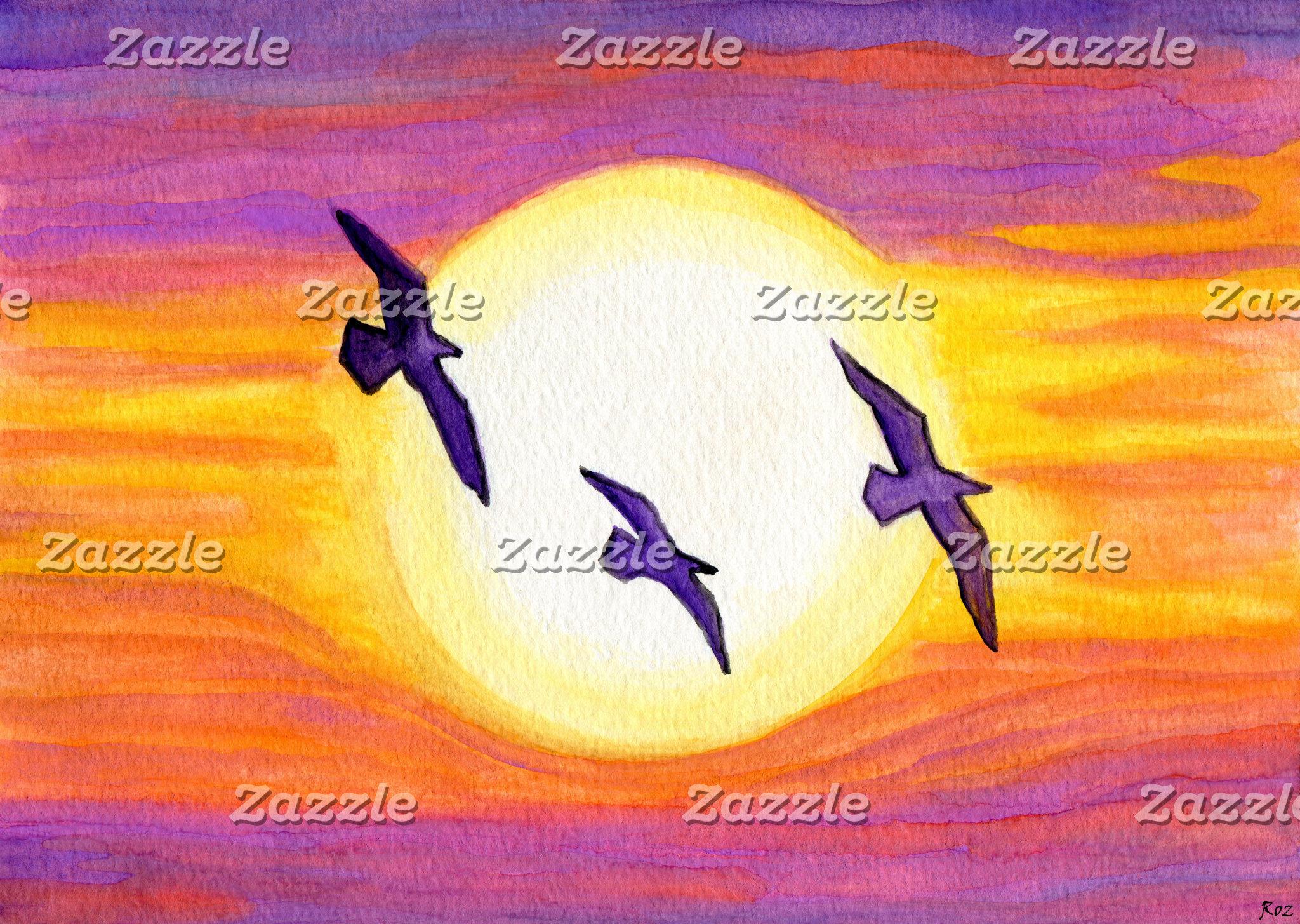 Flagler Beach Seagulls