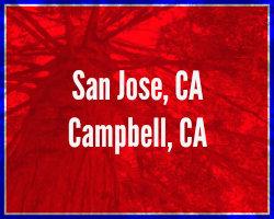 San Jose, CA and Campbell, CA