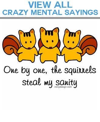 03. Crazy Mental Disorder Humor
