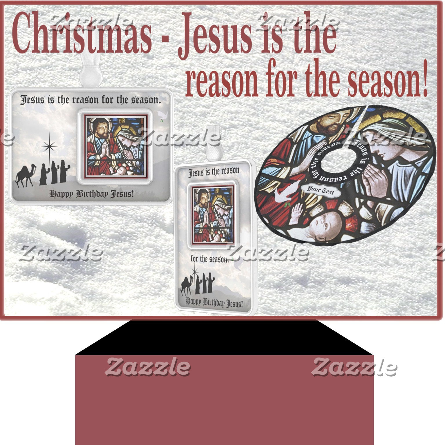 Christmas - Jesus is the Reason for the season!