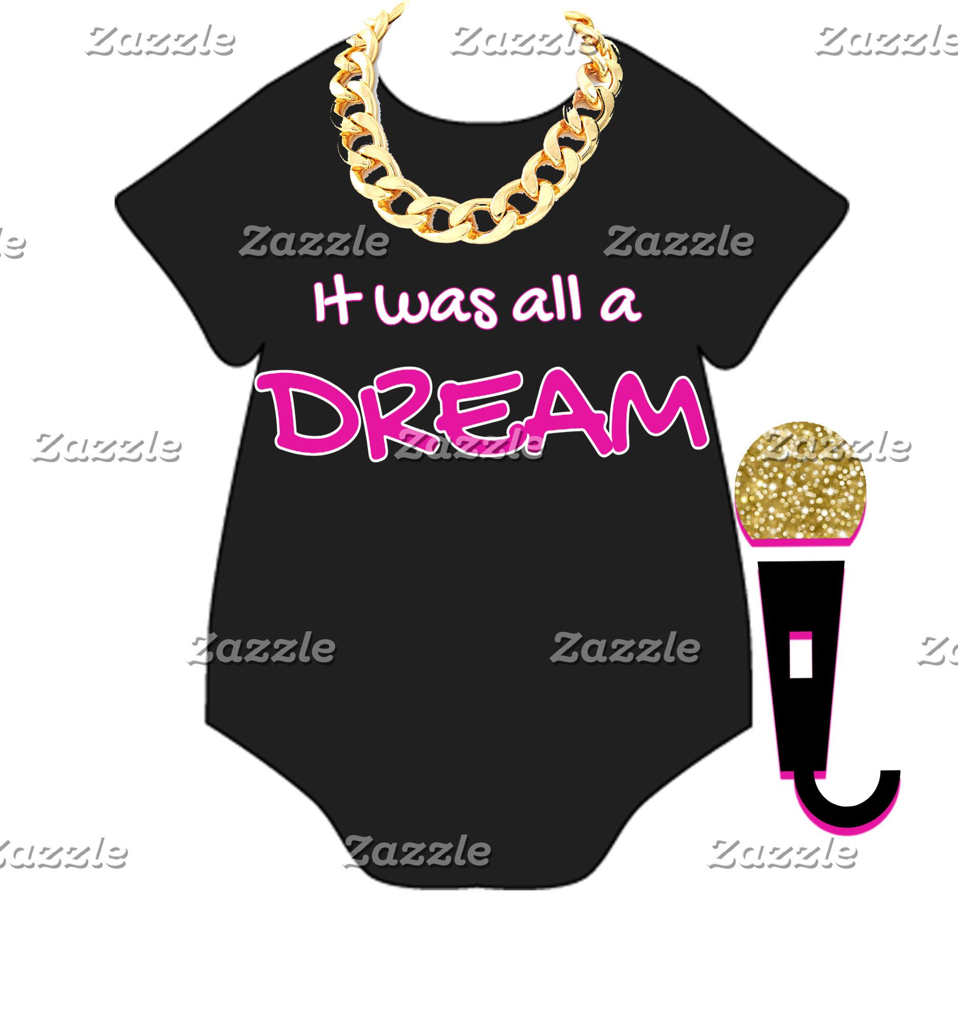 90's Hip Hop Baby GIRL Shower
