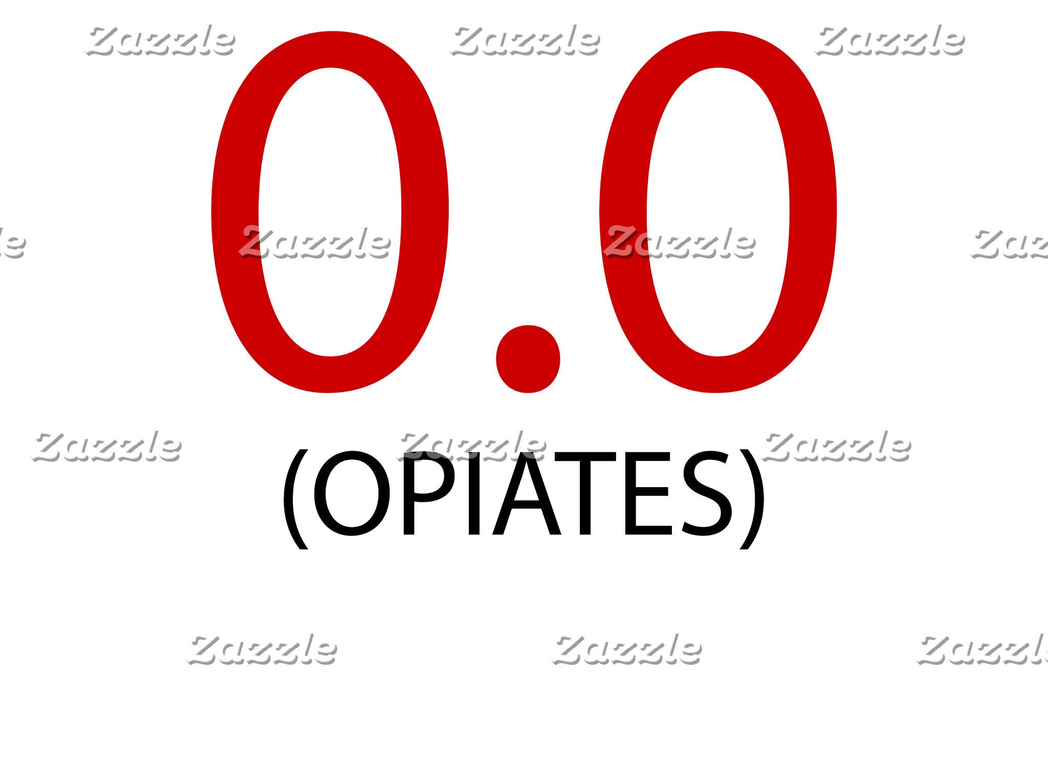 0.0 Opiates