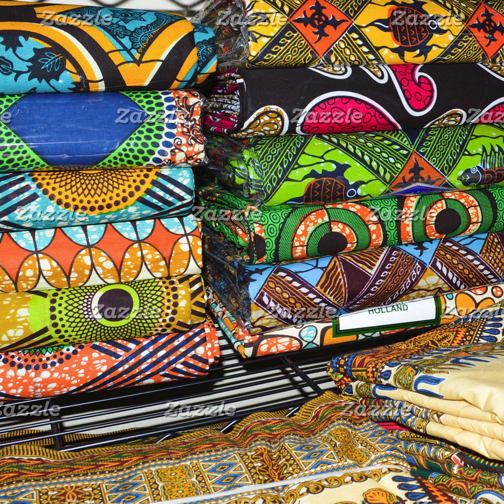 Ethnic, Fabrics