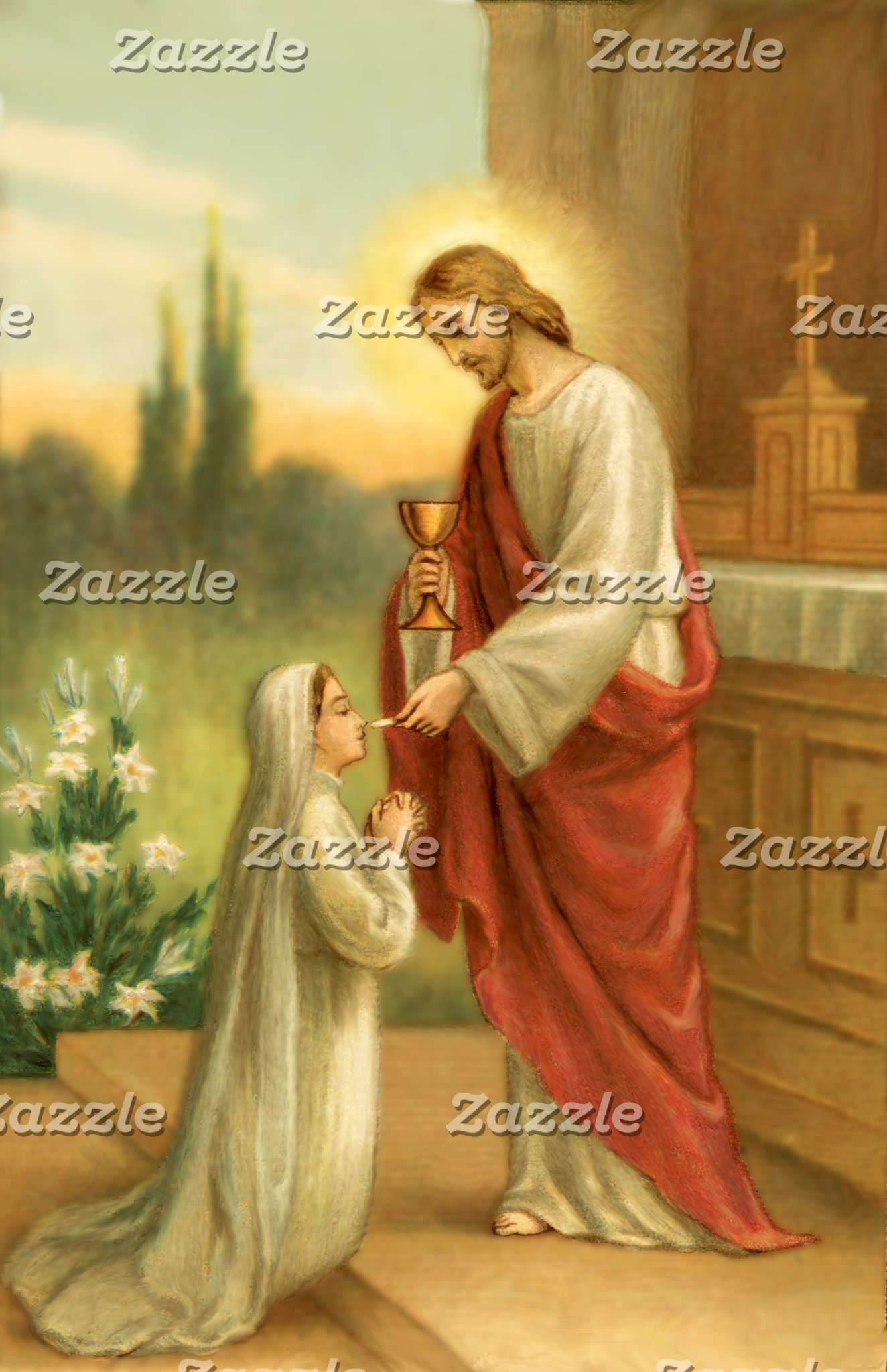 Eucharist in All Things