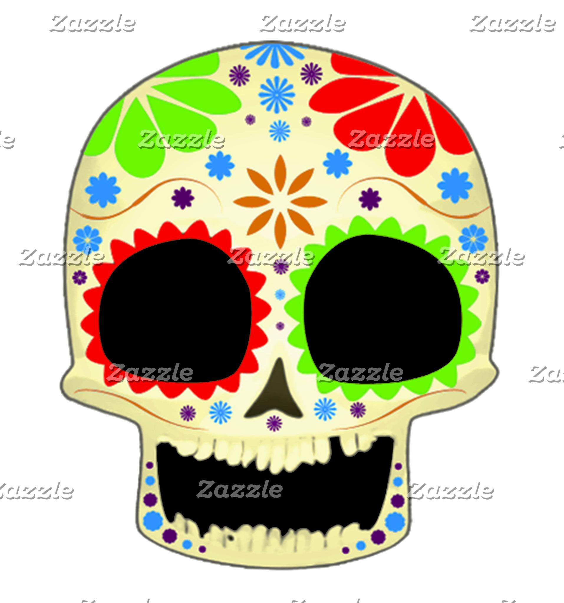 Day of the Dead - Sugar Skulls