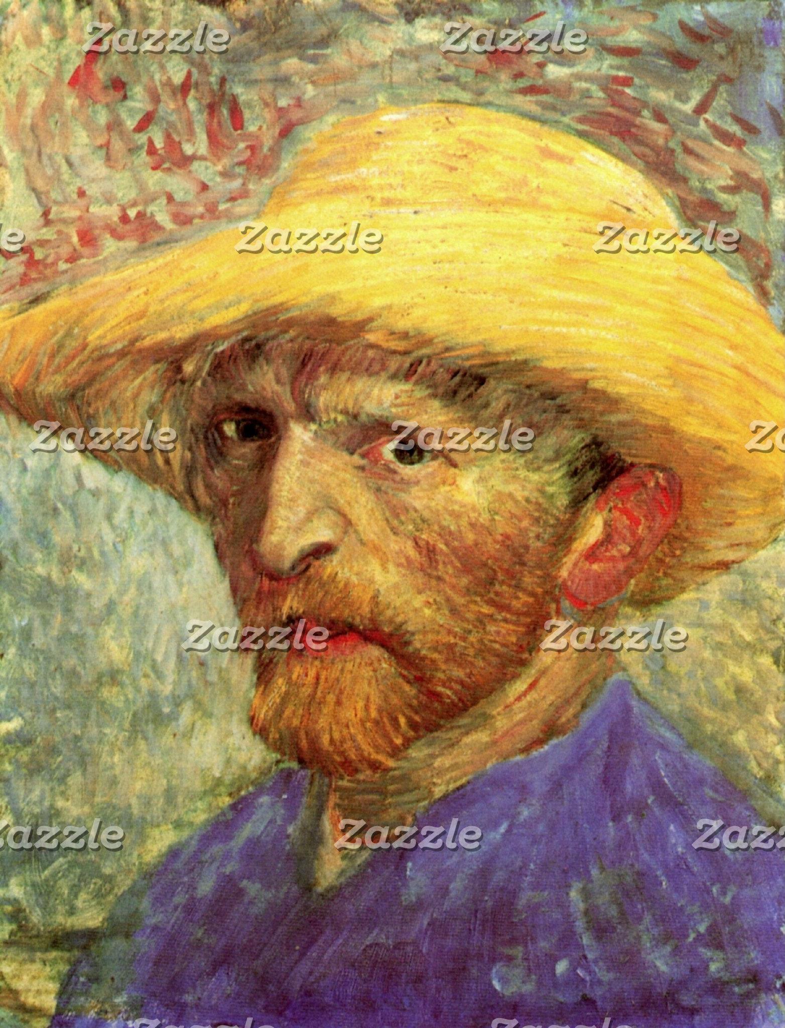 Self Portraits by Vincent van Gogh
