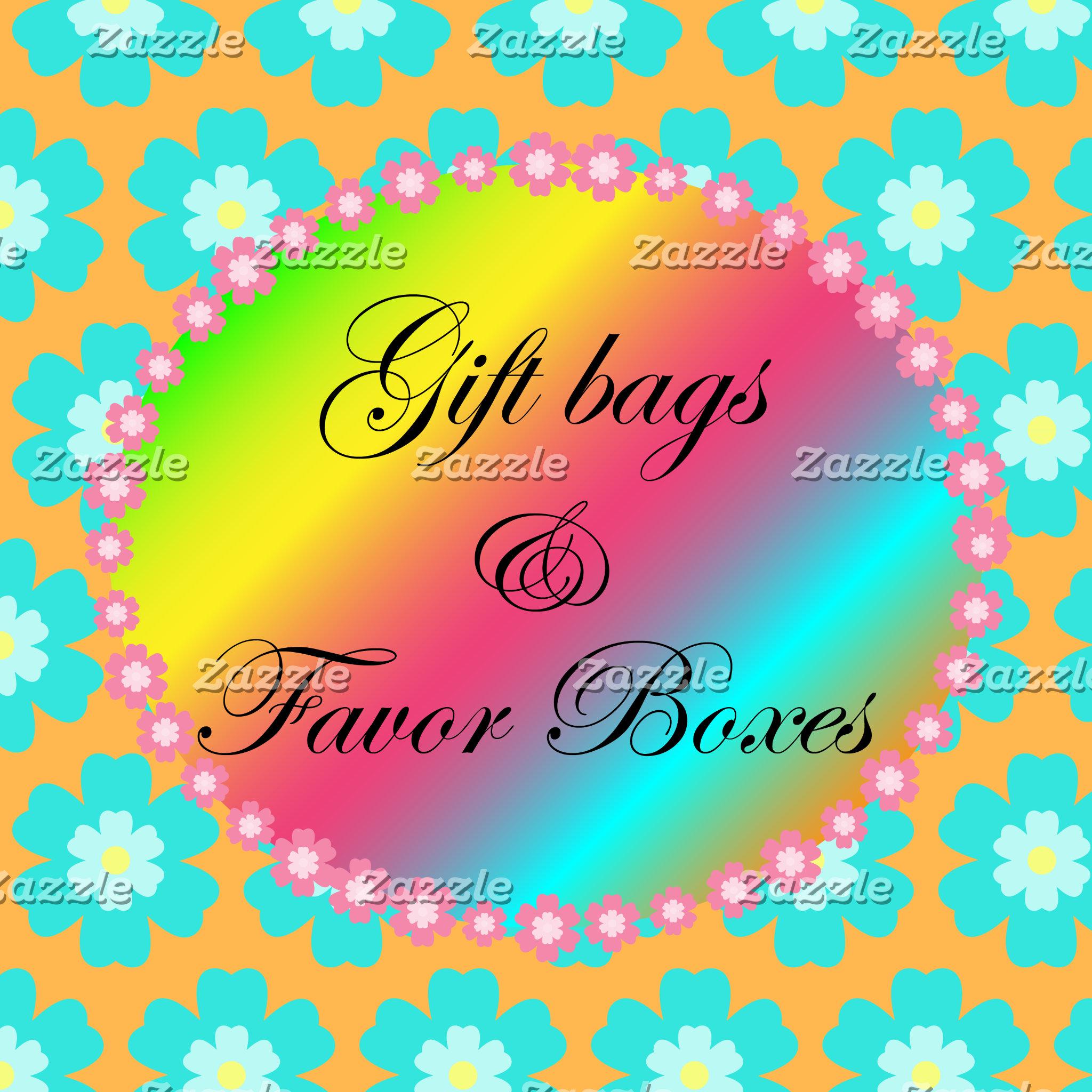 09. Gift Bag & Favor Boxes
