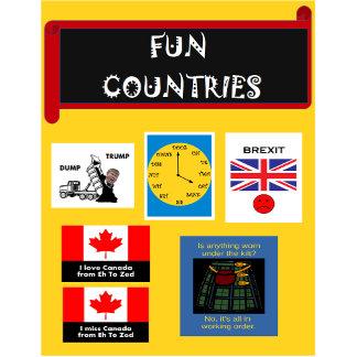 Fun Countries/Political