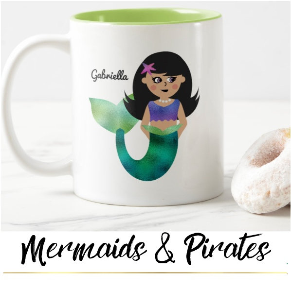 Mermaids & Pirates