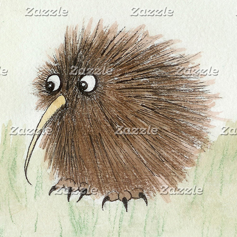 Kiwi Birds