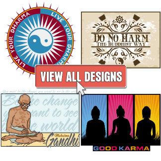 Various Buddhist and Spiritual Designs