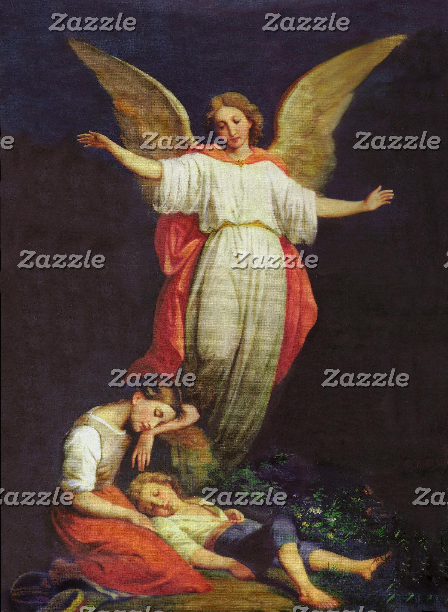 Guardian Angels and Cherubs