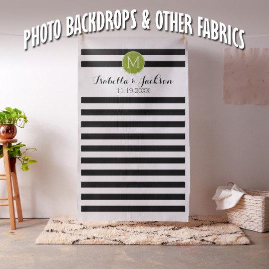 FABRIC - BACKDROPS