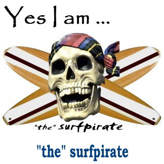 the surfpirate