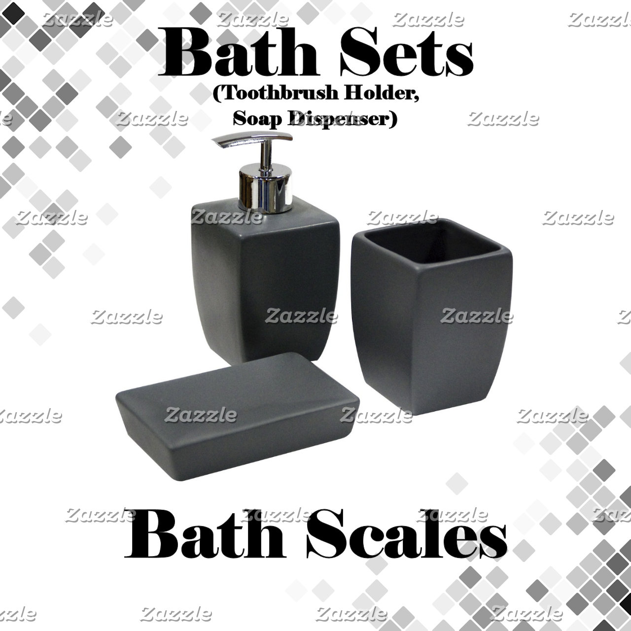 Bath~Sets & Scales