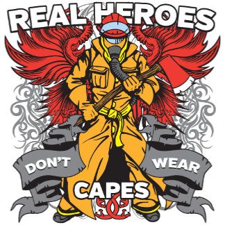Firefighter Real Heroes