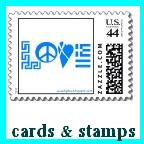 Greeting Cards & Stamps