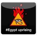 #Egypt uprising