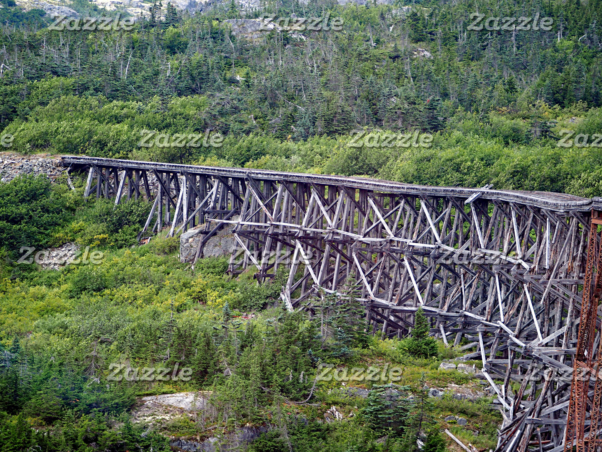 Railroad Bridge 384