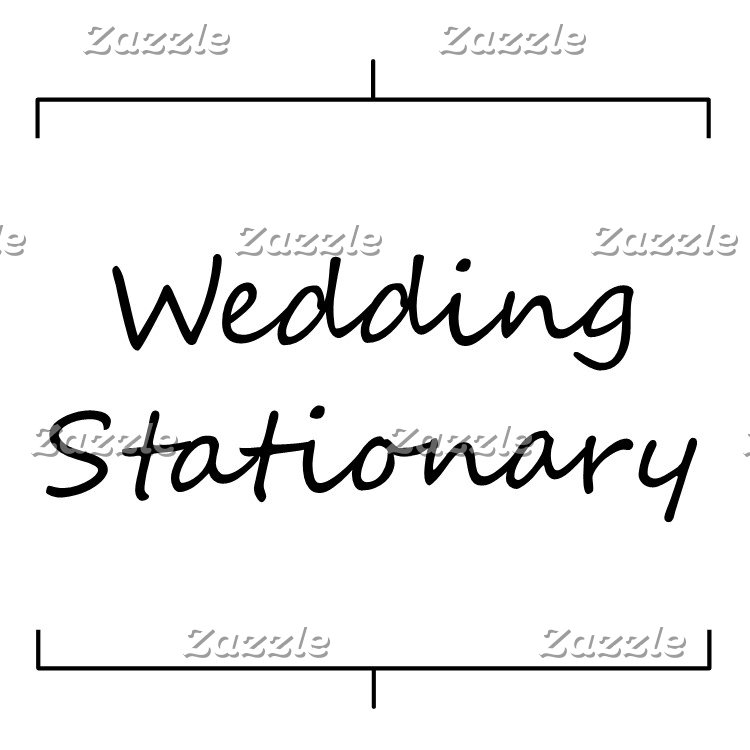 Other Wedding Stationary