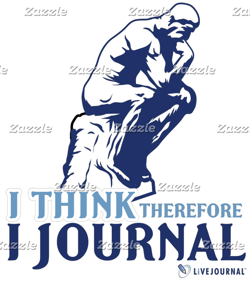 I Think, Therefore I Journal