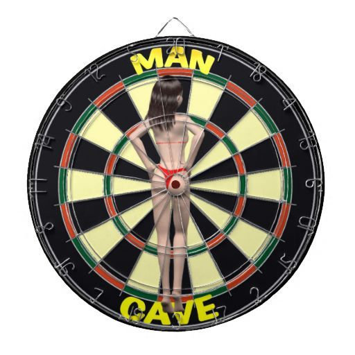 Tweaked Dart Boards