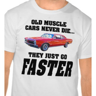 Old Muscle Cars