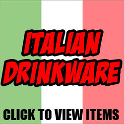 Italian Mugs and Drinkware