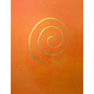 Infinity - Sunset Orange