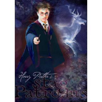 Harry Potter's Stag Patronus