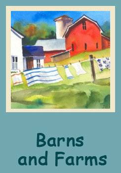 Barns and Farms