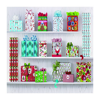 Gift Wrap Station