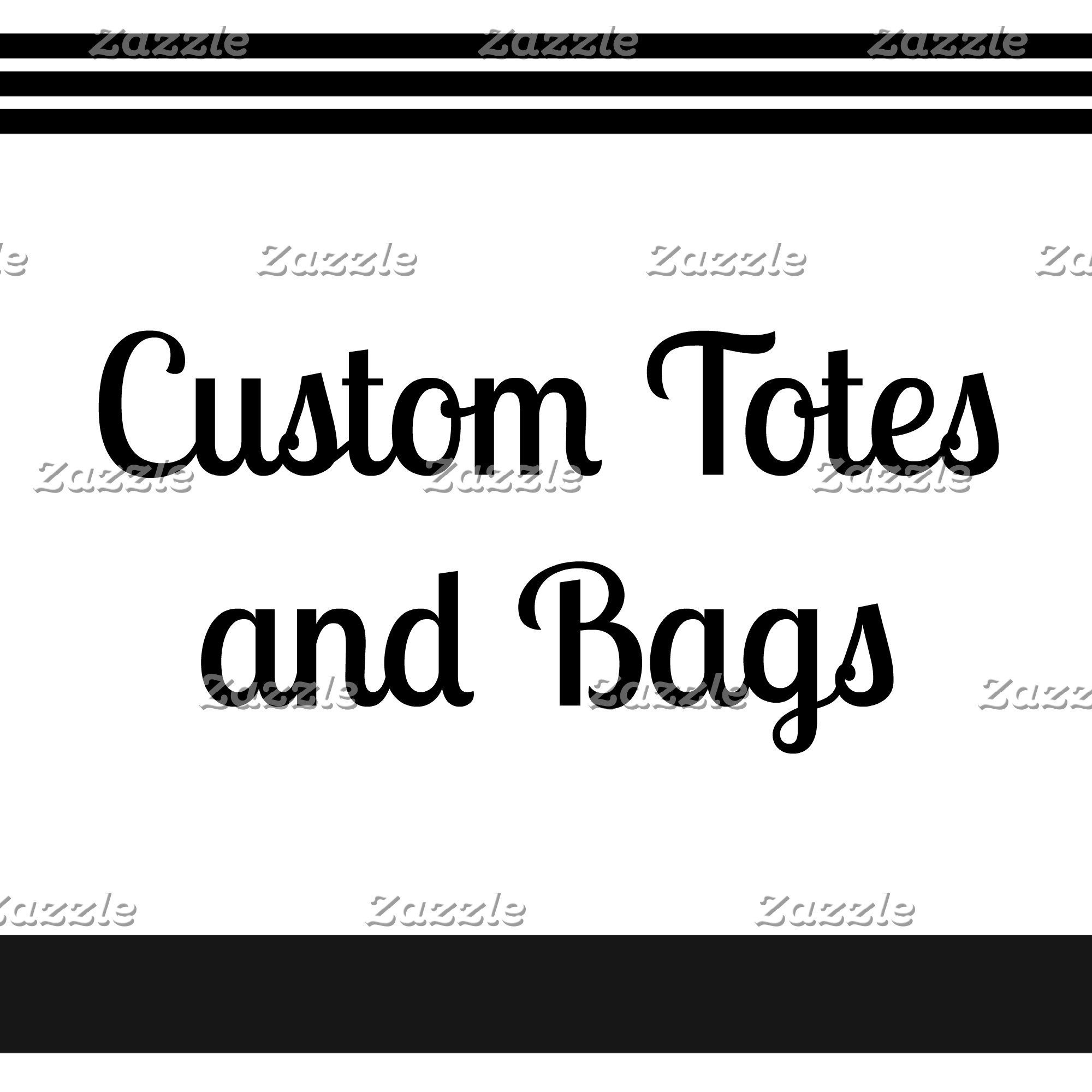 Custom Totes and Bags