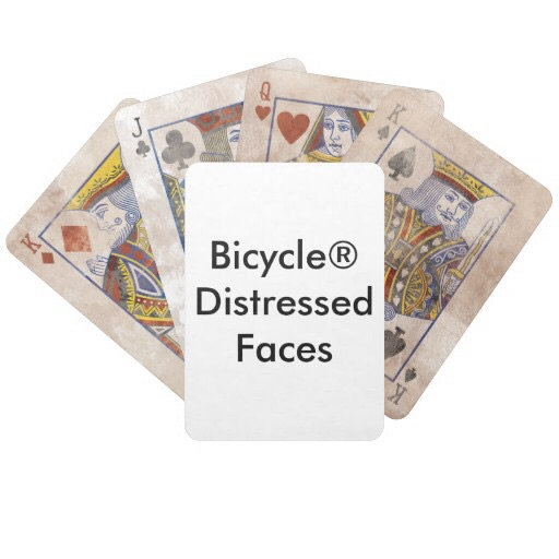 Bicycle® Distressed Edition