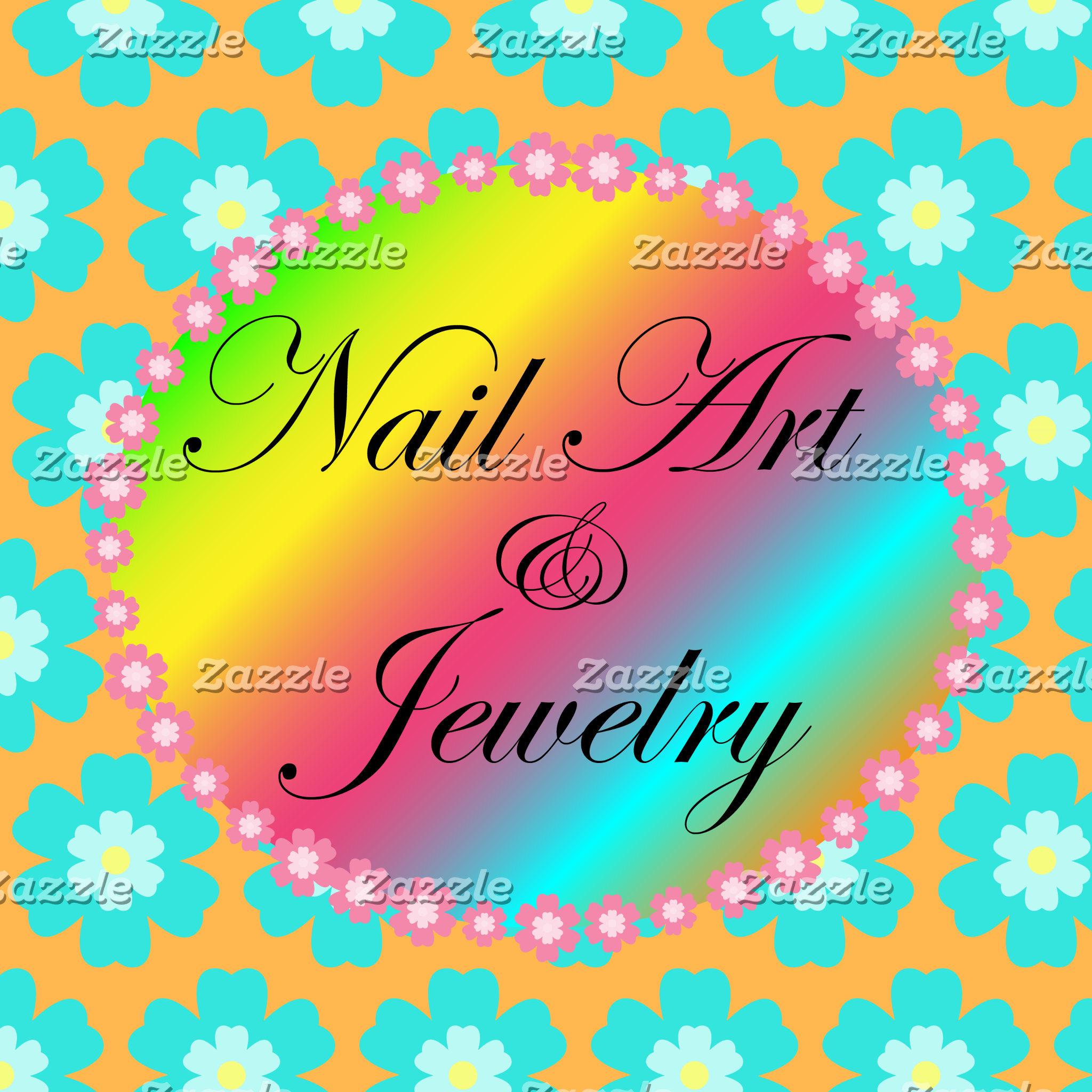 16. Jewelry And Nail Art
