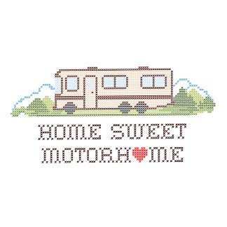 Home Sweet Motorhome Class A.