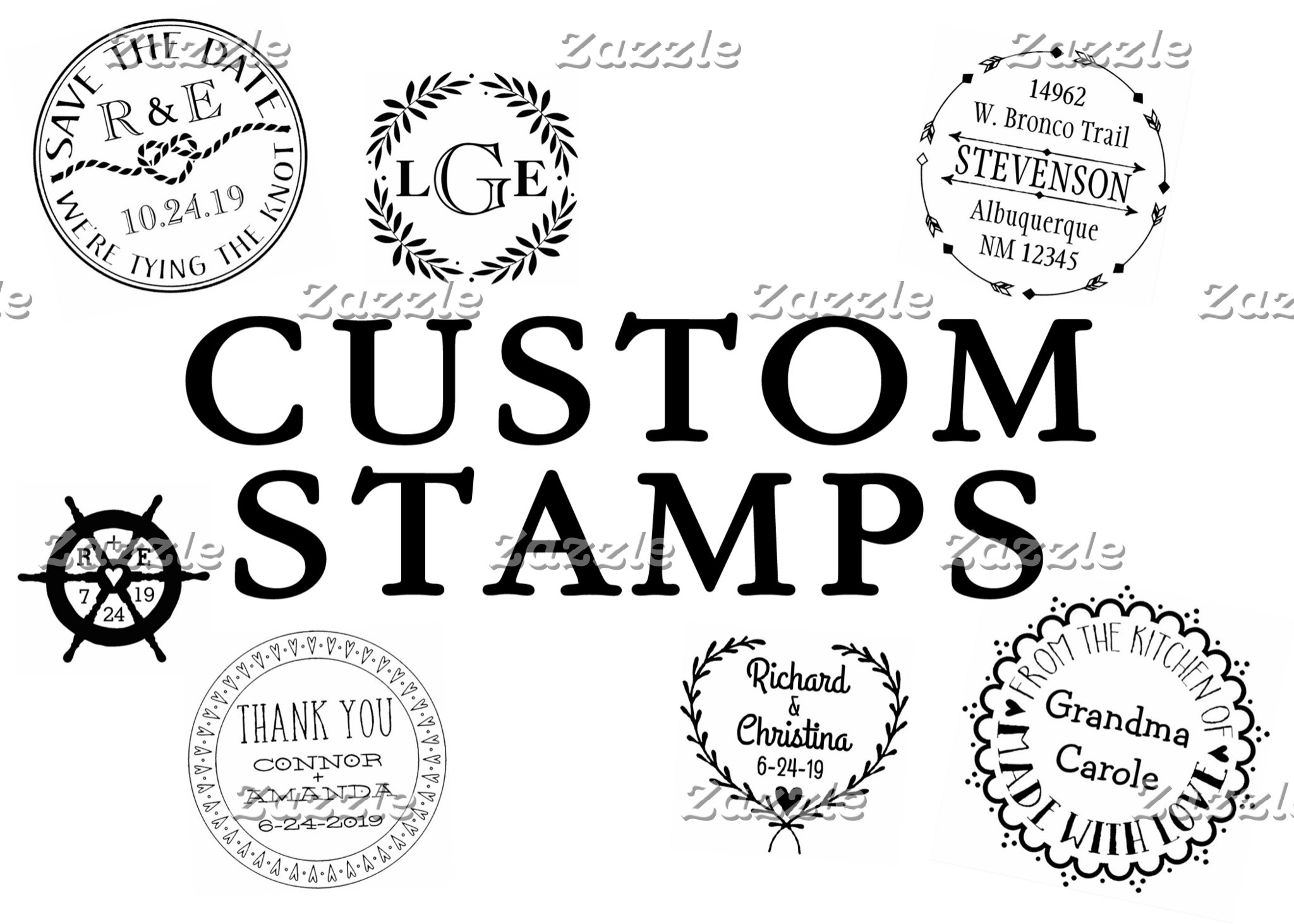 Custom Stamps