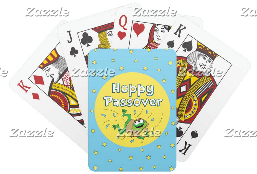 Passover Playing Cards