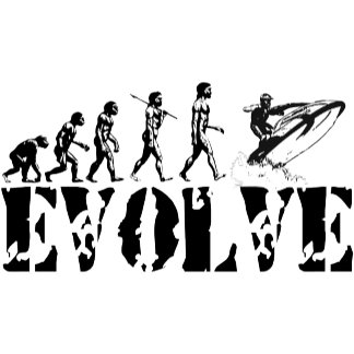 Evolution 1 ~ of Man Sports Hobbies Jobs