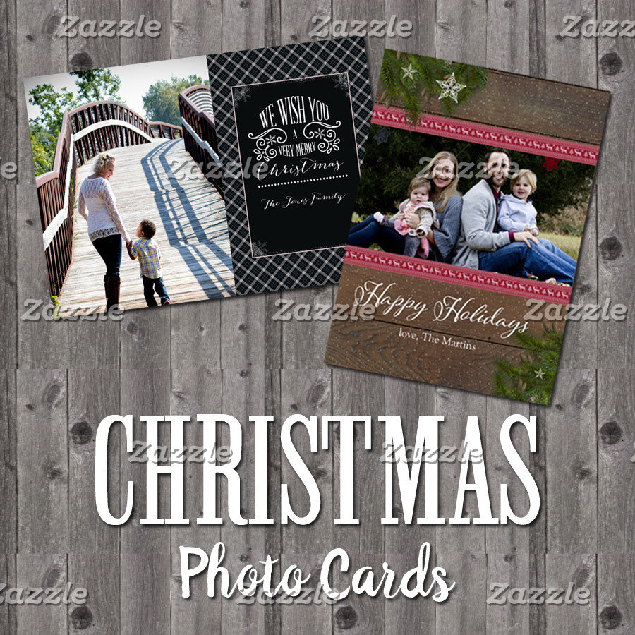 Christmas Photo Cards and more