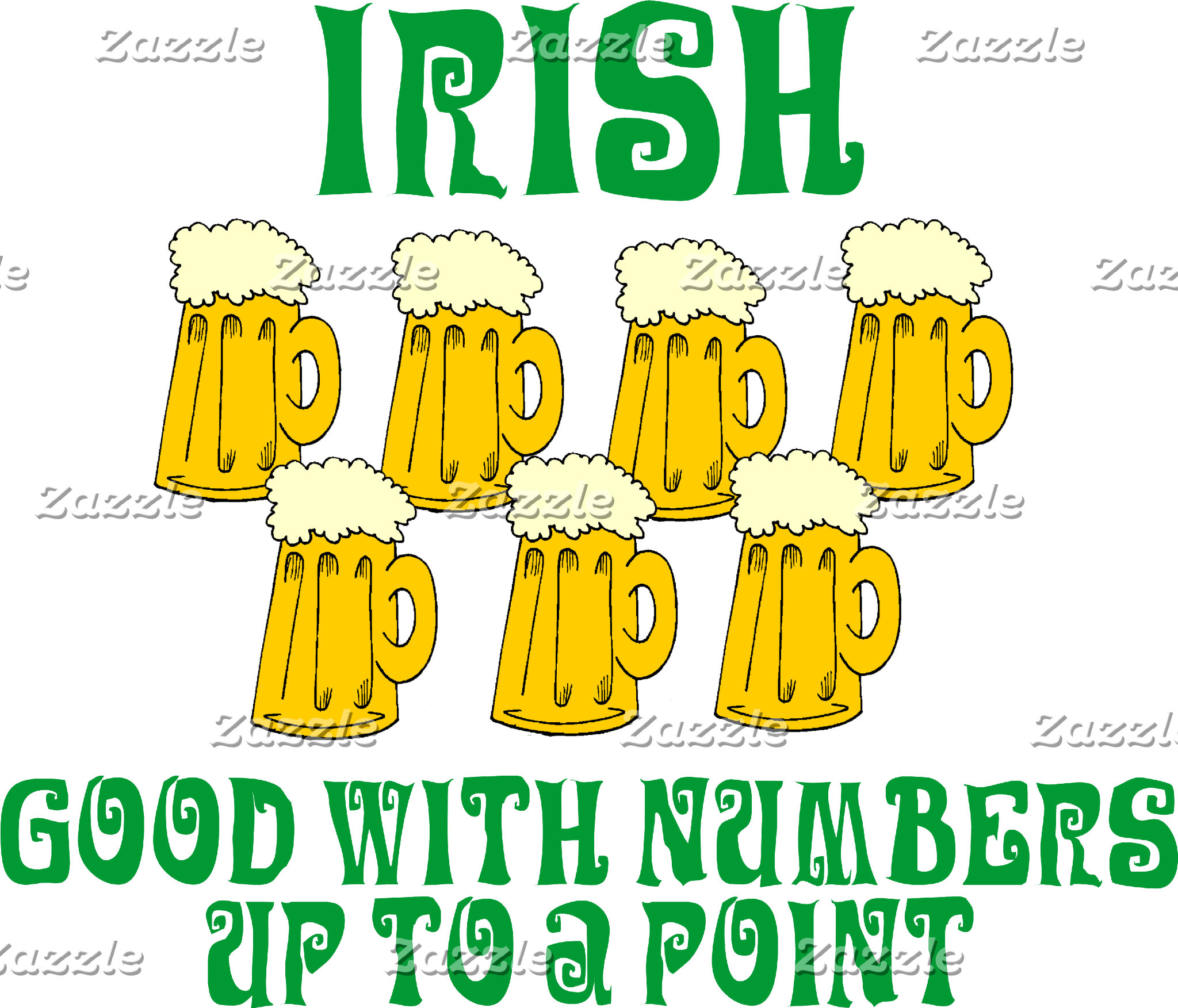 Funny Irish Drinking T-Shirt