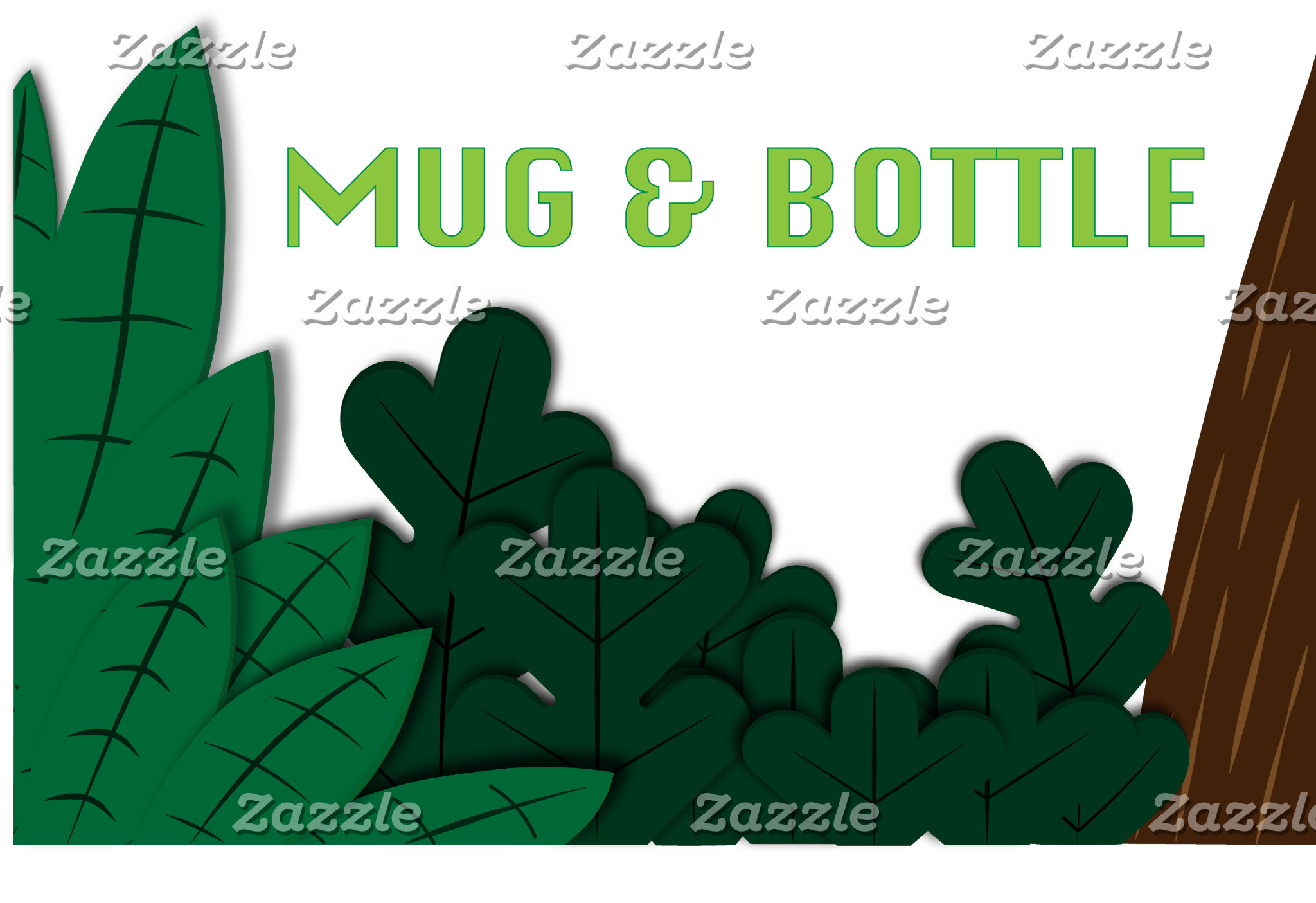 Mugs And Bottle