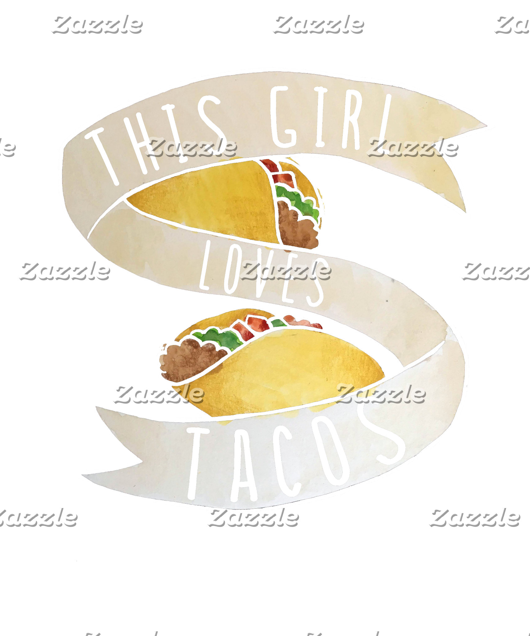This girl Loves Tacos