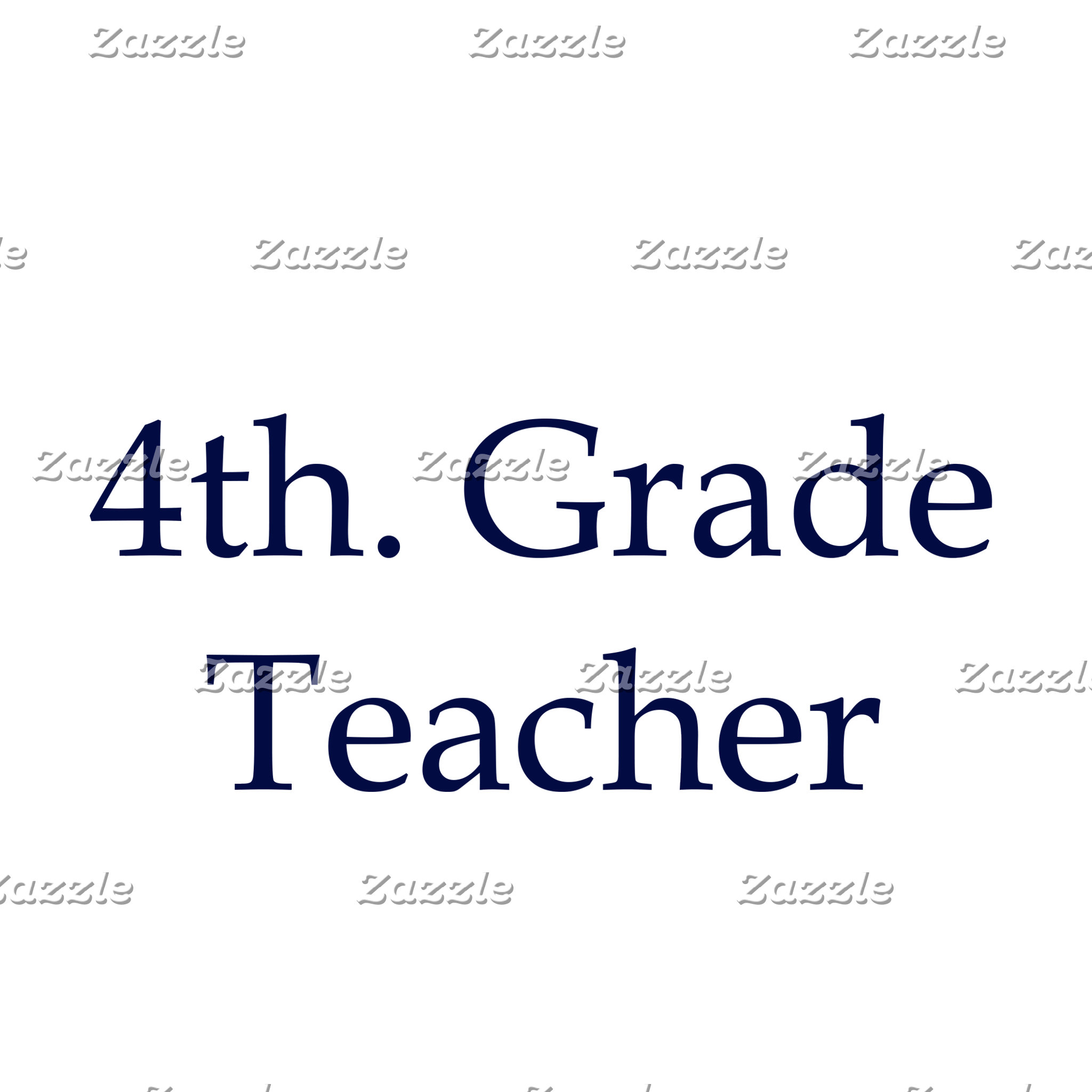 4th. Grade Teacher